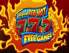 Triple Red Hot 7s logo