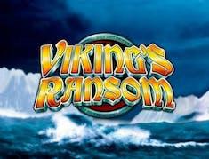 Viking's Ransom logo