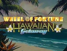 Wheel of Fortune Hawaiian Getaway logo