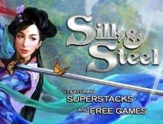 Silk And Steel logo
