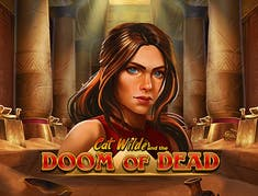 Cat Wilde and the Doom of Dead logo