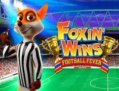 Foxin' Wins Football Fever logo