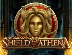 Rich Wilde and the Shield of Athena logo