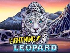 Lightning Leopard logo