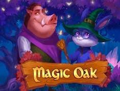 Magic Oak logo