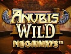 Anubis Wild Megaways logo