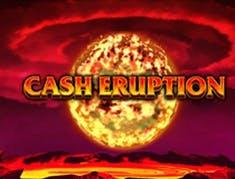 Cash Eruption logo