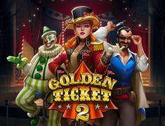 Golden Ticket 2 logo