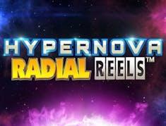 Hypernova Radial Reels logo