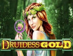 Druidess Gold logo