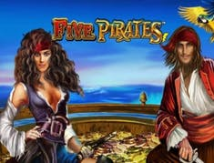 Five Pirates logo