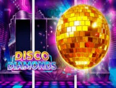 Disco Diamonds logo