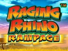 Raging Rhino Rampage logo