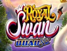 Royal Swan Quad Shot logo