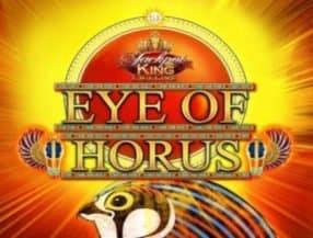 Eye Of Horus Jackpot King