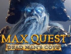 Max Quest - Dead Man's Cove logo