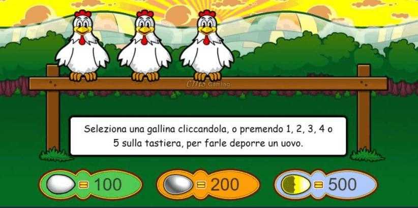 Slot Machine Gratis Gallina