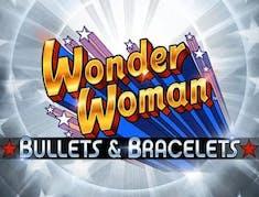 Wonder Woman Bullets & Bracelets logo