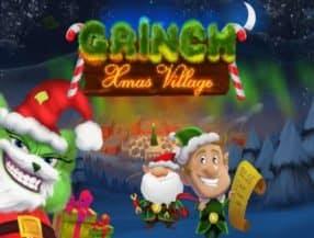 Grinch Xmas Village