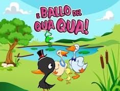 Il Ballo del Qua Qua logo