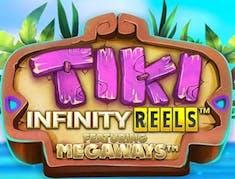 Tiki Infinity Reels Megaways logo