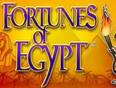 Fortunes of Egypt logo