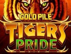 Gold Pile Tigers Pride logo