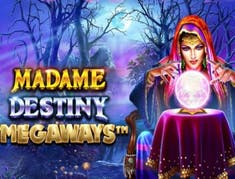 Madame Destiny Megaways logo
