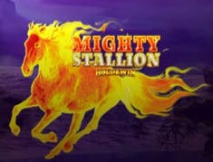 Mighty Stallion logo