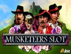 Musketeer Slot logo
