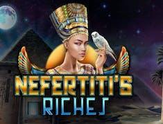 Nefertiti's Riches logo