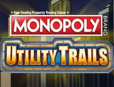 Monopoly: Utility Trails logo