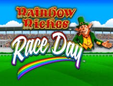 Rainbow Riches Race Day logo