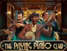 The Paying Piano Club logo