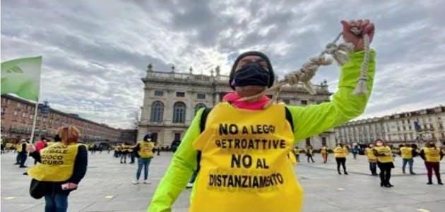 Il gioco protesta a Torino, ma cambiare la legge non basta