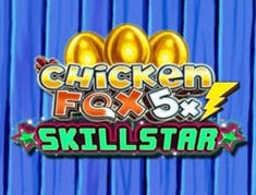 Chicken Fox 5x Skillstar logo