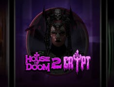 House of Doom 2 The Crypt logo