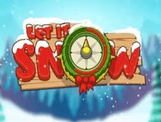 Let it snow logo