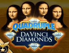 Quadruple Da Vinci Diamonds logo