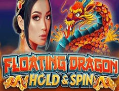 Floating Dragon logo