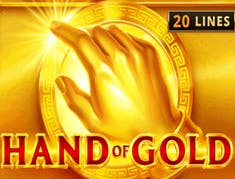 Hand of Gold logo