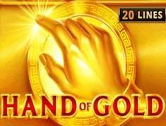 Hand of Gold logo