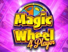 Magic Wheel 4 Player logo