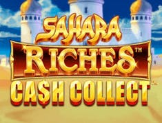 Sahara Riches Cash Collect logo