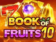 Book of Fruits 10 logo