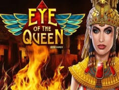 Eye of the Queen logo