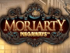 Moriarty Megaways logo