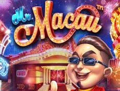 Mr Macau logo