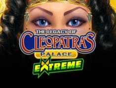 The Legacy of Cleopatra's Palace Extreme logo