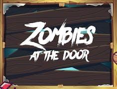 Zombies At The Door logo